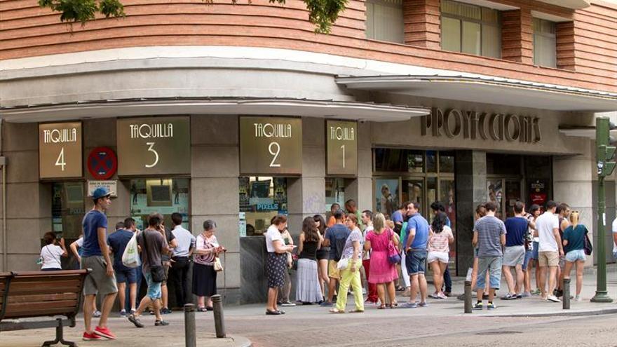 La Academia de Cine lamenta que el cine español tenga un 20 por ciento de audiencia