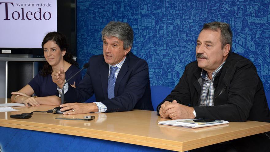 Rueda de prensa del equipo de Gobierno local de Toledo / Ayuntamiento