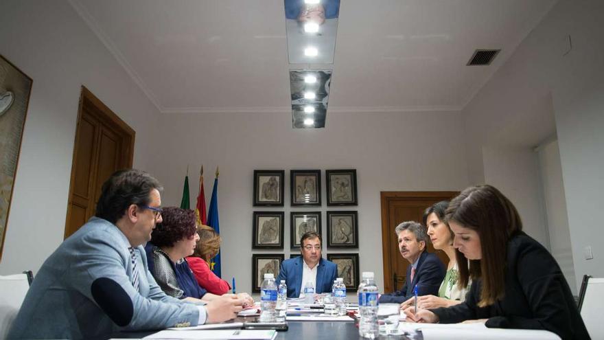 Consejo de Gobierno Junta Extremadura