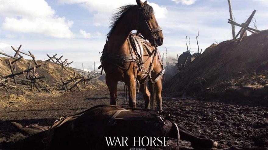 Caballo de Guerra, de Steven Spielberg