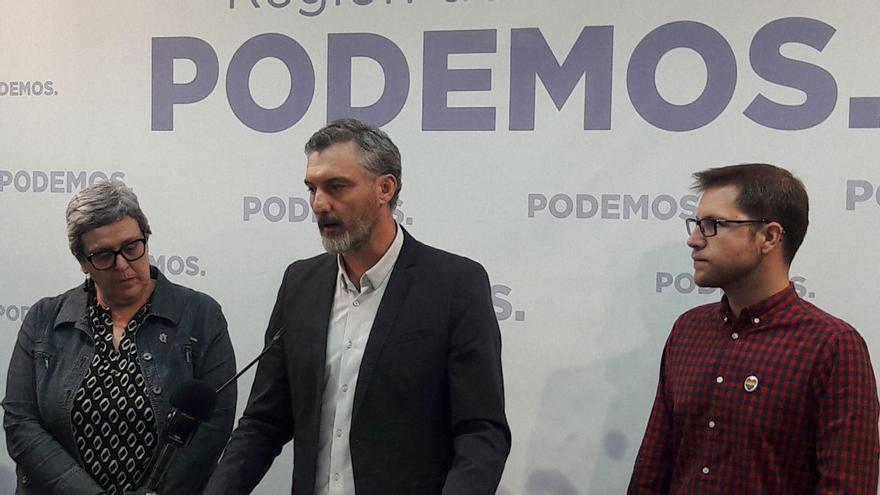 """Podemos reprobará a Martínez-Cachá por """"supeditar"""" las charlas afectivo-sexuales a las """"presiones homófobas"""""""