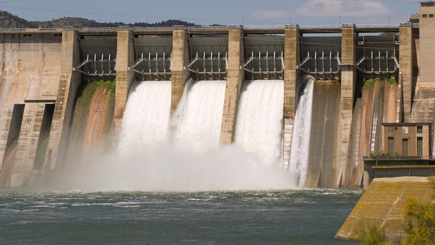 Central hidroeléctrica de Mequinenza