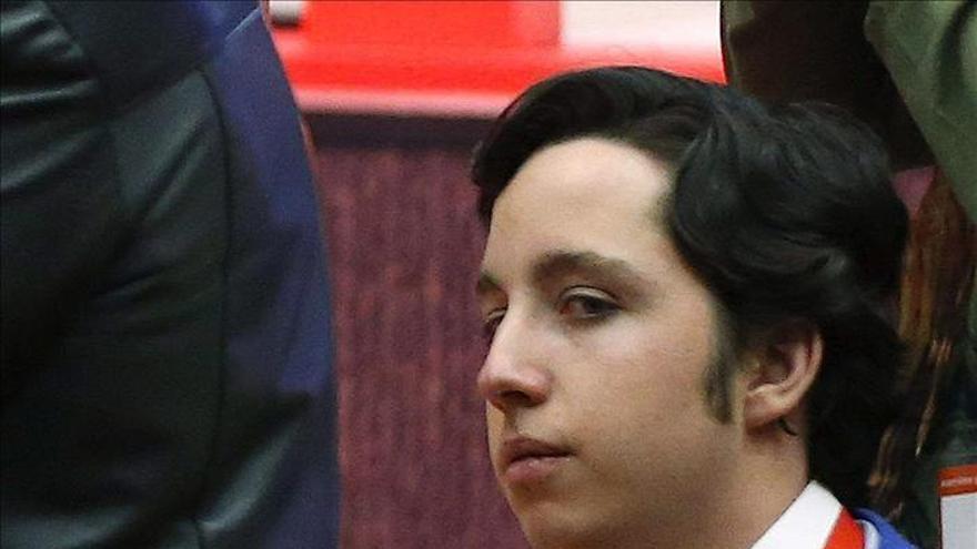 Nicolás Gómez, en la época en que empezaba a abrirse camino en el Partido Popular.
