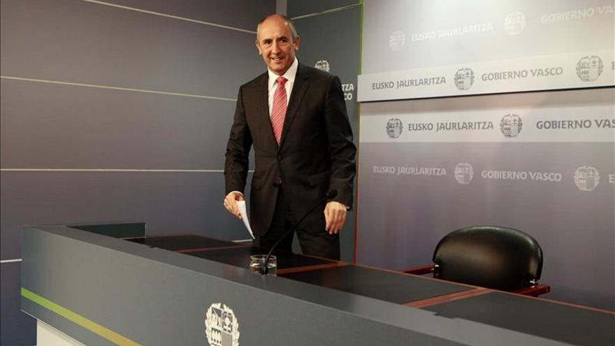 "Euskadi pide ser ""justamente recompensada"" por cumplir el objetivo de déficit"