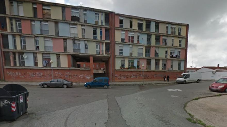 Los Colorines, Badajoz