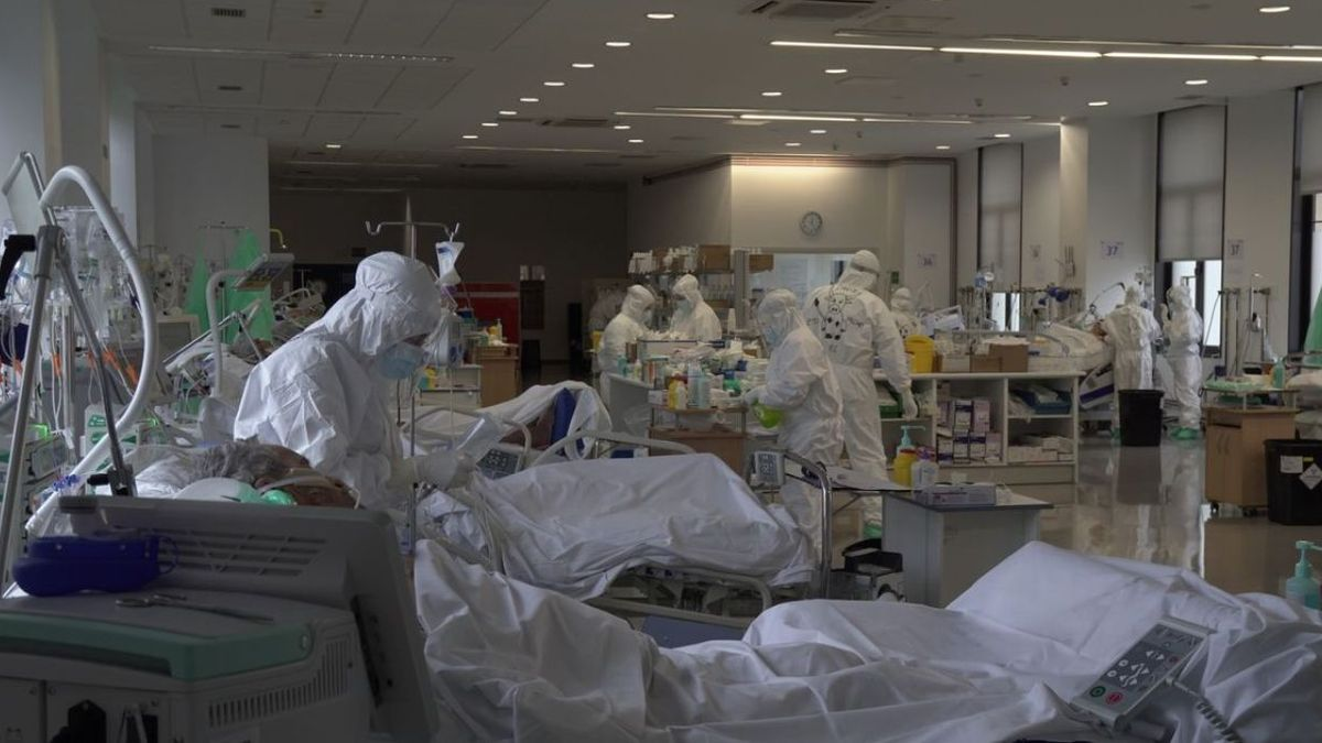 UCI COVID Hospital Valdecilla
