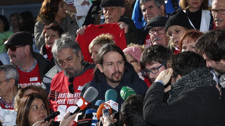 """Iglesias: """"Si el documento de estrategia que yo presento sale derrotado, yo no puedo ser secretario general"""""""
