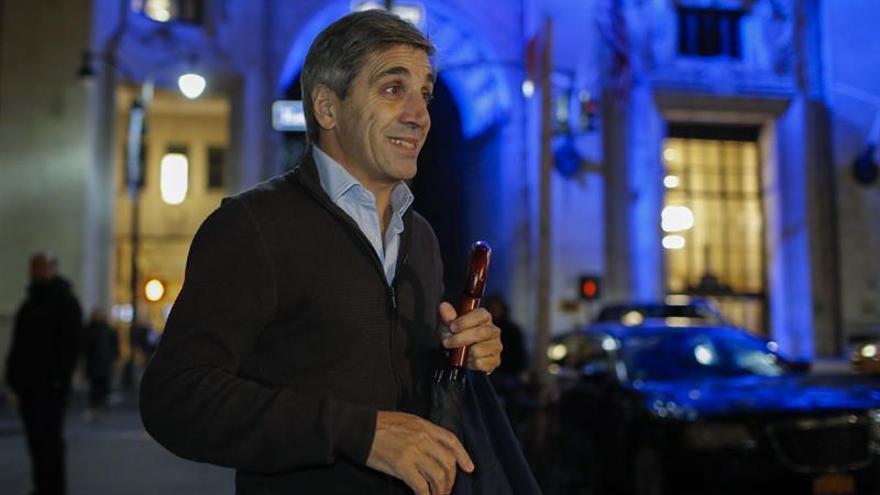 Argentina planea acudir a los mercados internacionales de deuda en enero