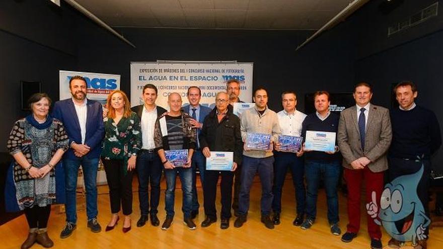 Entrega de Premios de la Mancomunidad de Aguas del Sorbe