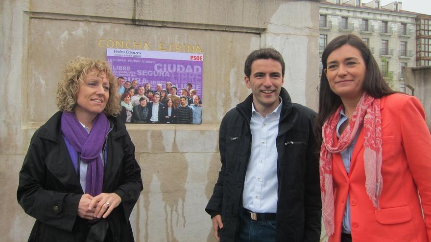 Díaz Tezanos (PSOE) apuesta por recuperar el Consejo de la Mujer y los recursos contra la violencia de género