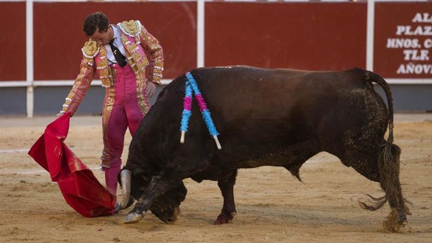 Rafaelillo y Ureña empatan a 4 orejas en un mano a mano en Lorca (Murcia)