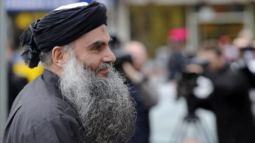 El clérigo islámico radical Abu Qatada pide la libertad condicional