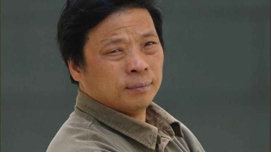 El fotoperiodista Lu Guang