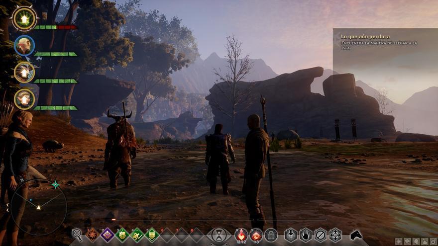 Dragon Age Inquisition Fauces de Hakkon