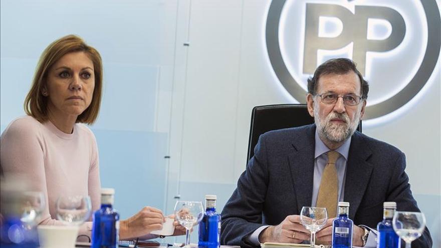 """Rajoy: """"Una cosa es la investidura y otra poder gobernar"""""""