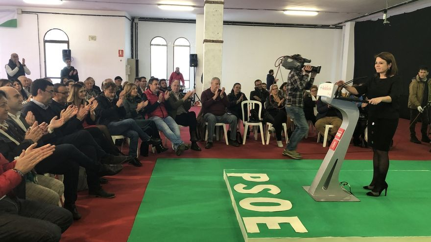 """Lastra (PSOE): """"Ciudadanos acaba de pasar a la historia como el partido que pacta con la ultraderecha filofranquista"""""""