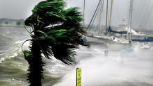 Efectos del huracán Irma a su paso por el Caribe.