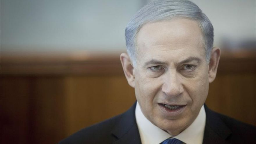 """Netanyahu dice que """"el acuerdo con Irán es un error histórico"""""""