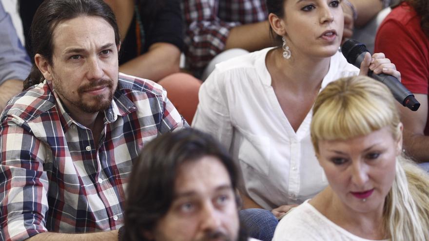 """Pablo Iglesias espera el debate """"tranquilo, repasando y haciendo deporte"""""""