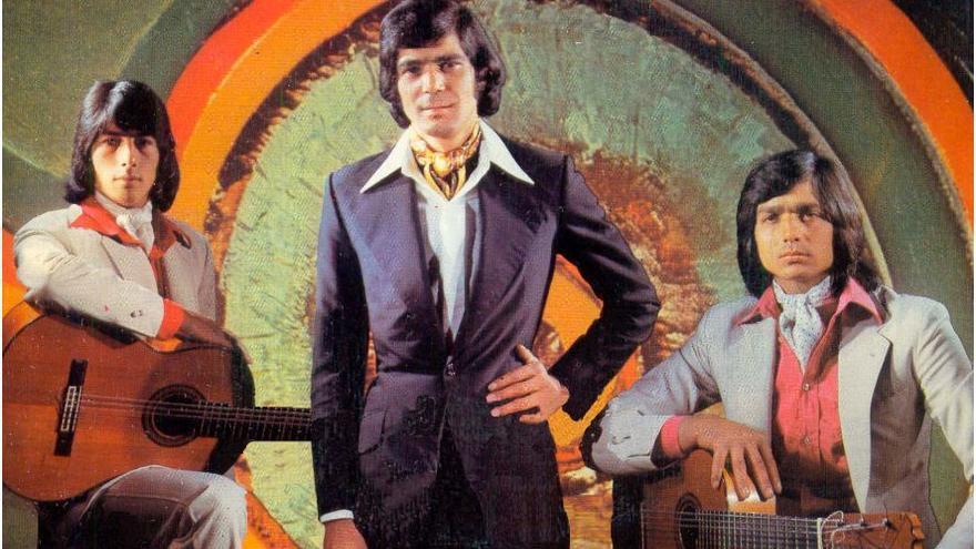 Los Chichos en la portada de su single 'Quiero ser libre'