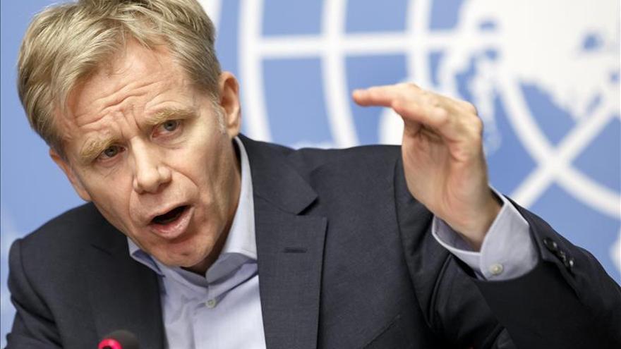 La OMS advierte contra las actitudes complacientes con la epidemia de ébola
