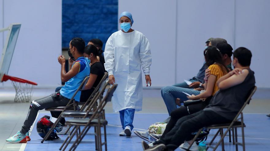 Honduras detecta dos casos de variante delta y la gamma ya es la predominante