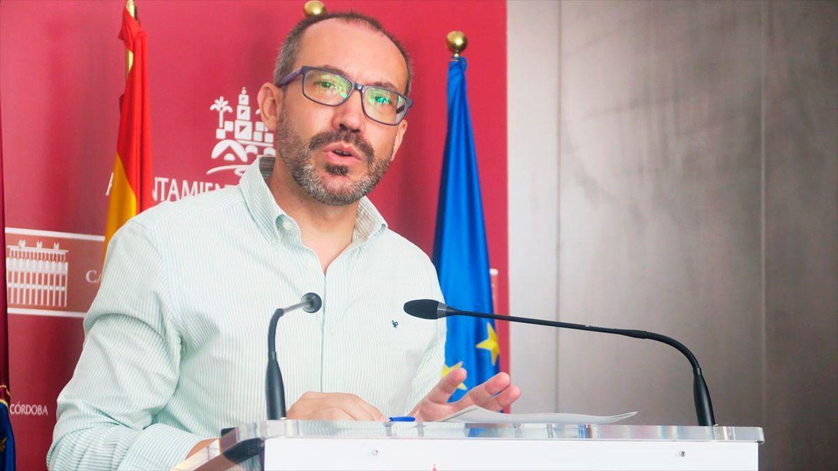 El concejal del PSOE José Antonio Romero.