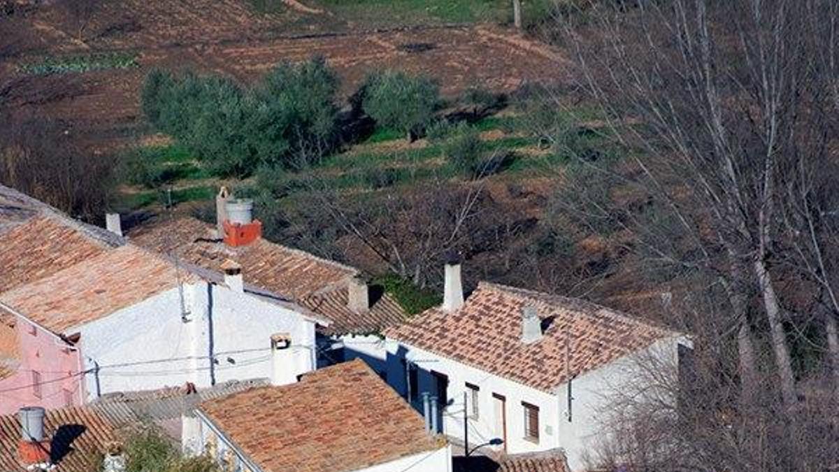 Vista aérea de Villamalea