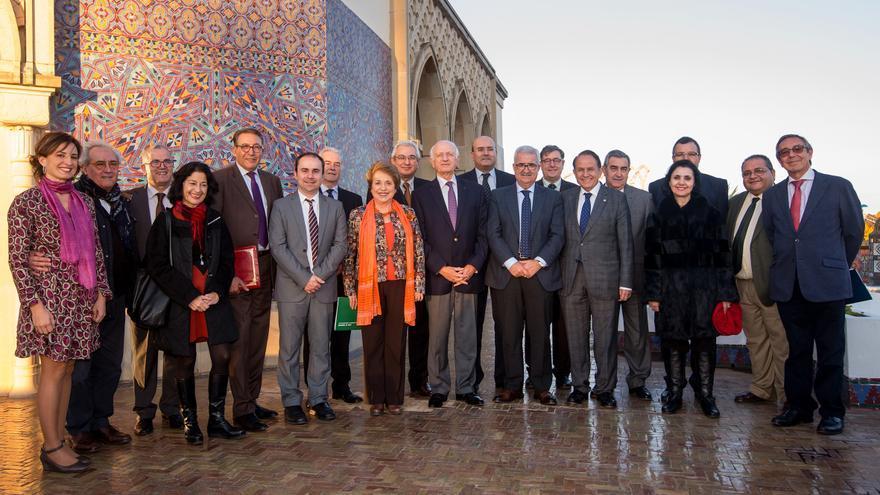 Reunión del Patronato de la Fundación Tres Culturas