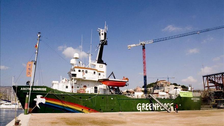 Greenpeace trae a España su campaña en defensa de los océanos y la pesca sostenible
