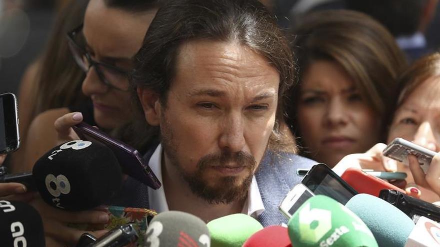 El PP intenta sin éxito vetar una pregunta de Iglesias a Rajoy sobre corrupción