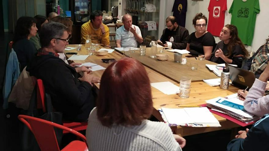 La decisión sobre las distintas movilizaciones se tomó en una reunión el pasado 27 de octubre