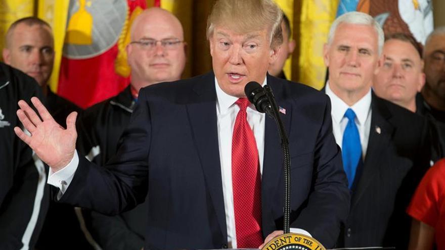 Twitter demanda al Gobierno EEUU y rechaza revelar datos de cuenta antiTrump