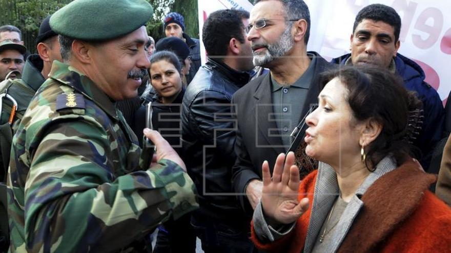 La Justicia transacional en Túnez está amenazada, advierte la activista y jefa de la IVD  Sihem Bensedrine