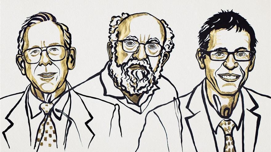 James Peebles, Michel Mayor y Didier Queloz