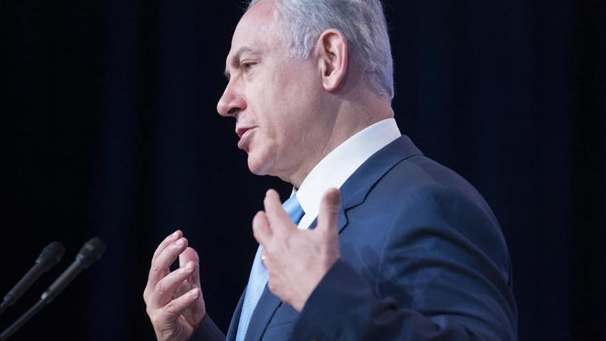 Netanyahu pide al OIEA mantener el control sobre el programa nuclear de Irán