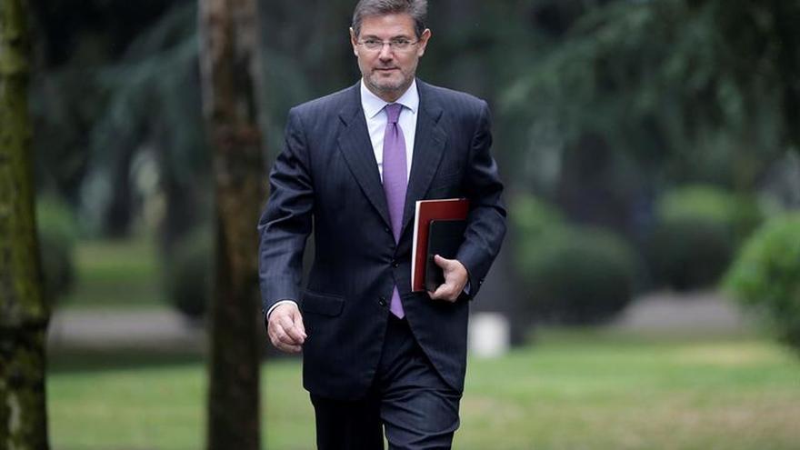 Catalá explica hoy su nuevo modelo procesal penal en el Congreso
