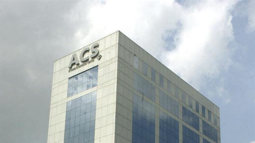 ACS gana 388 millones hasta junio, el 4,7 % menos, por menos extraordinarios