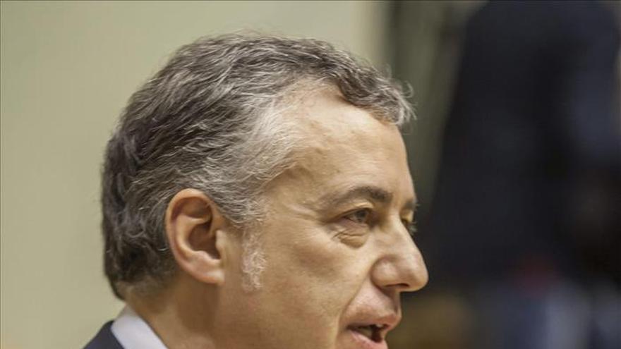 """Urkullu dice que los que creían que ETA era """"lícita"""" tienen una deuda con la sociedad"""