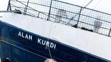 Malta acepta desembarcar a los cinco migrantes del Alan Kurdi, que serán reubicados en dos países de la UE