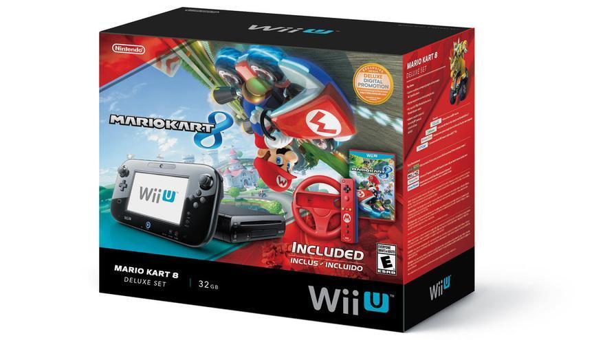 Mario kart 8 con Wii U pack