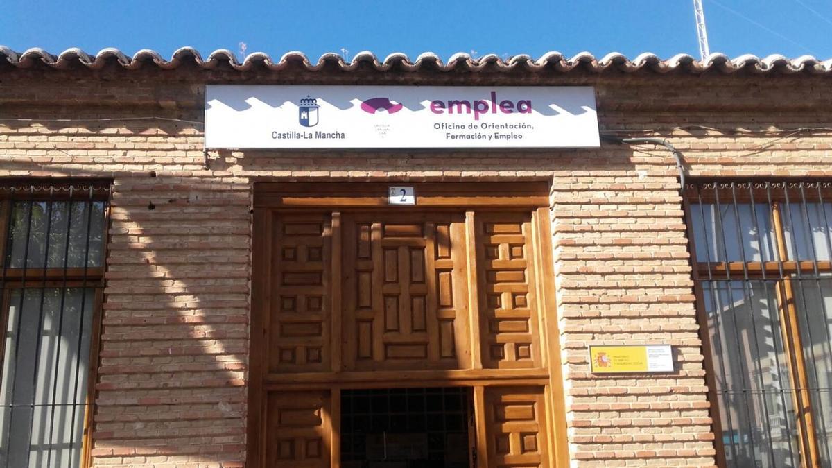 Oficina de Empleo en Castilla-La Mancha