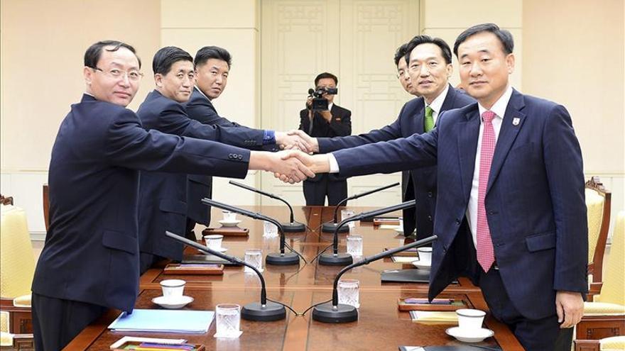 Las dos Coreas se reúnen para preparar el encuentro de familias separadas