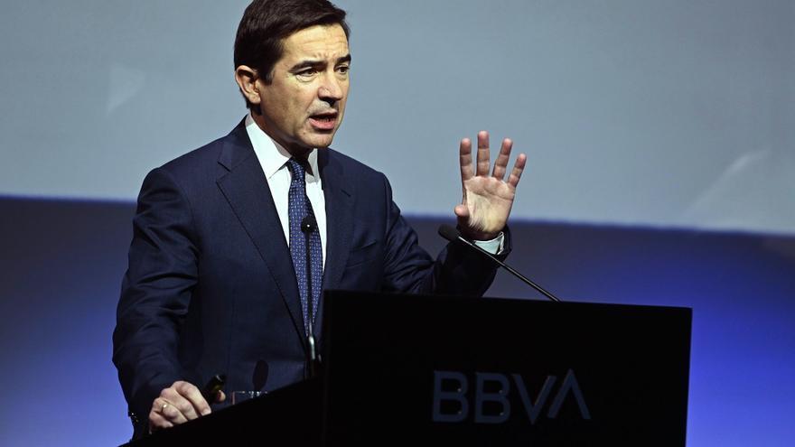 El BBVA reclama que España genere confianza para atraer inversión privada
