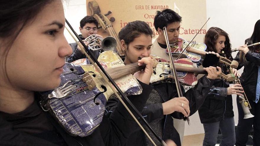 Emoción en Paraguay por estreno en EE.UU. de documental sobre orquesta juvenil