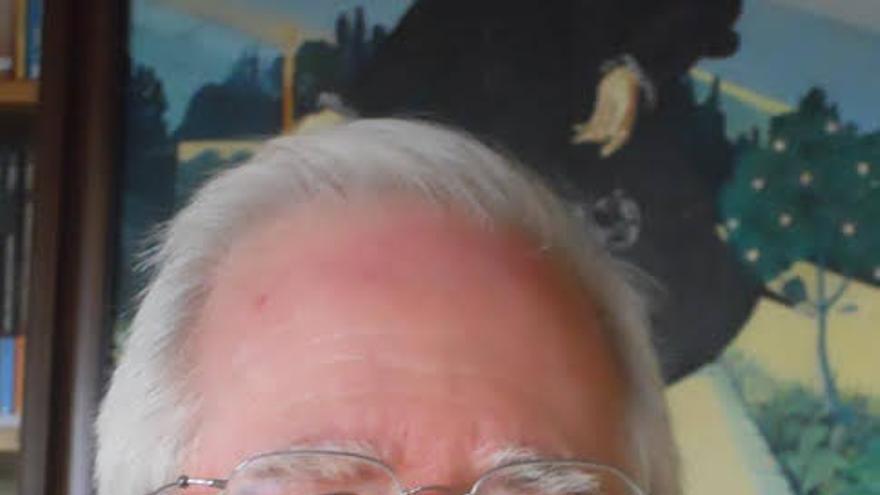 El historiador José Luis Machado presenta en La Cosmológica un libro sobre la influencia de Borgoña - historiador-Jose_Luis_Machado_EDIIMA20150127_0884_5