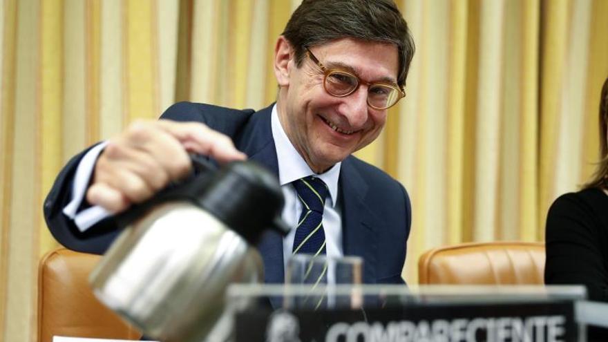 Goirigolzarri: Bankia ahora gana clientes y genera competencia en España