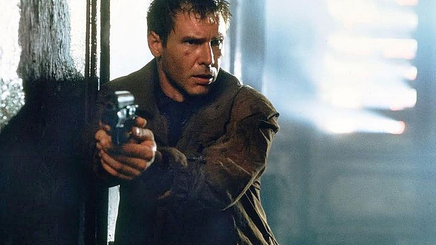 Harrison Ford en 'Blade Runner' (1982)