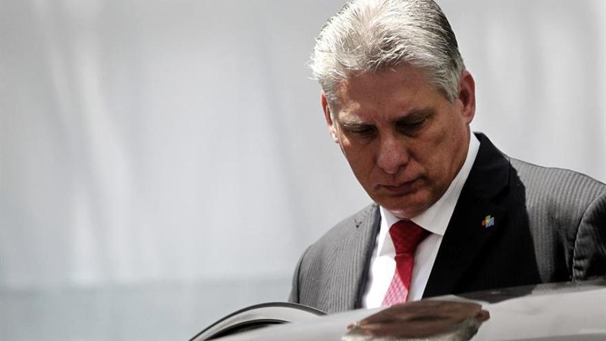 El nuevo presidente de Cuba, Miguel Díaz-Canel