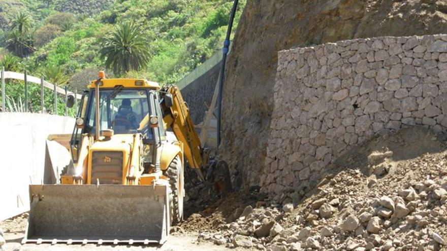 De las obras ilegales en Agaete #22